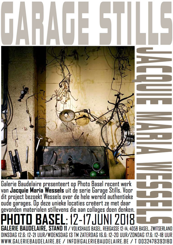 Flyer Photo Basel Jacquie Maria Wessels