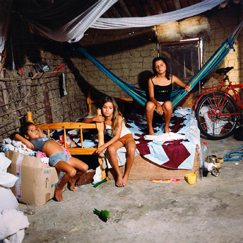 Brazil Family Dunas at home 2001 Jacquie Maria Wessels