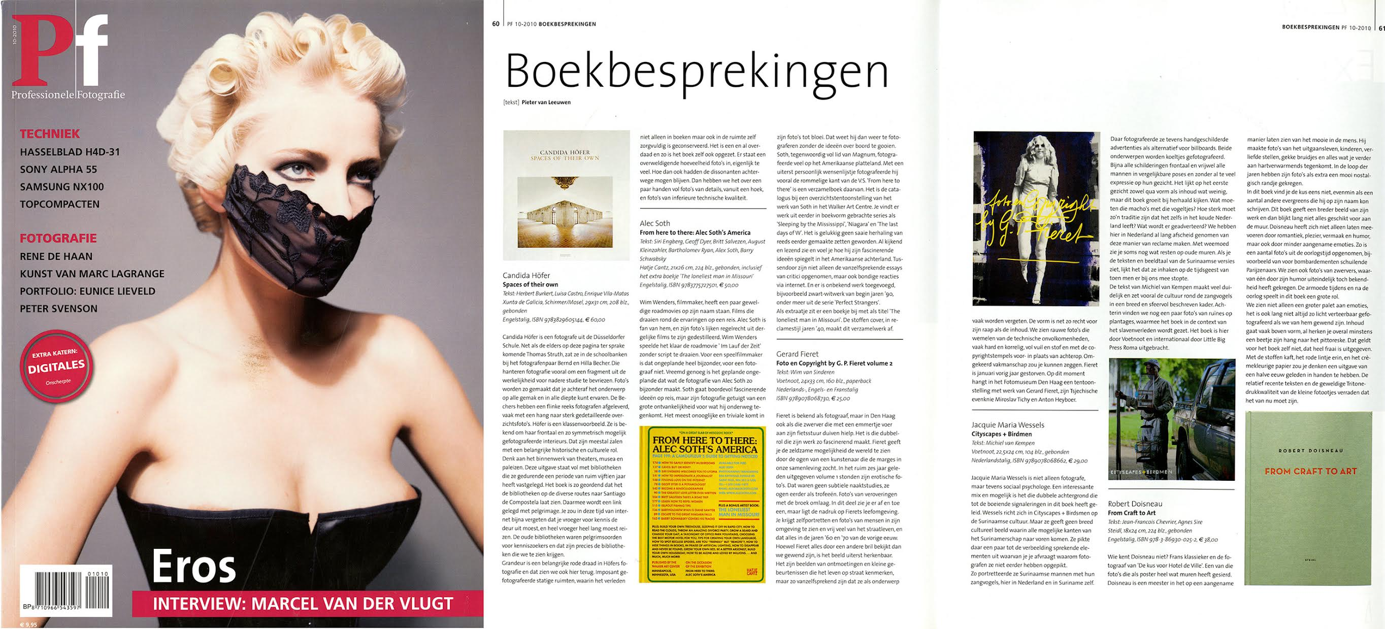 review pf magazine photo book cityscapes and birdman jacquie maria wessels